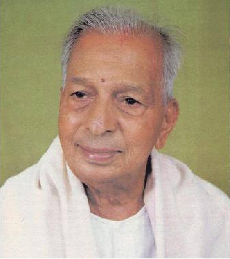 Malladihalli Sri Raghavendra Swamiji